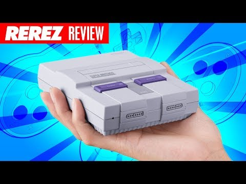 SNES Classic Every Game Reviewed - Rerez