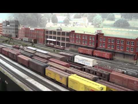Pennsylvania & Reading Railroads HO 2014