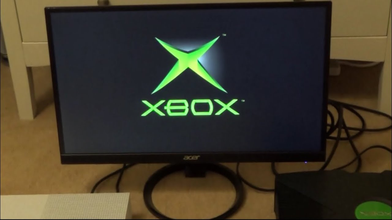 X Box Games For The Orginal : How to play original xbox games on the one youtube