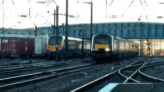 Best Grand Central Hst And Hull Trains Class 180 At Doncaster Must Wacth