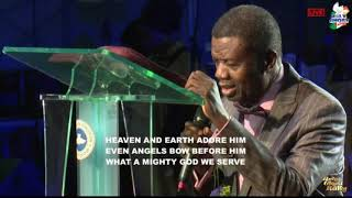 PASTOR EA ADEBOYE SERMON  RCCG IRELAND HOLY GHOST RALLY 2019