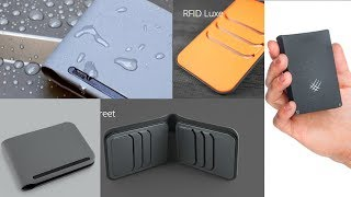 7 Amazing Slim Wallets On Amazon - Best Wallets For Men #08