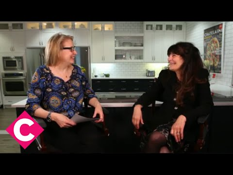 Ruth Reichl on the inspiration behind Delicious!