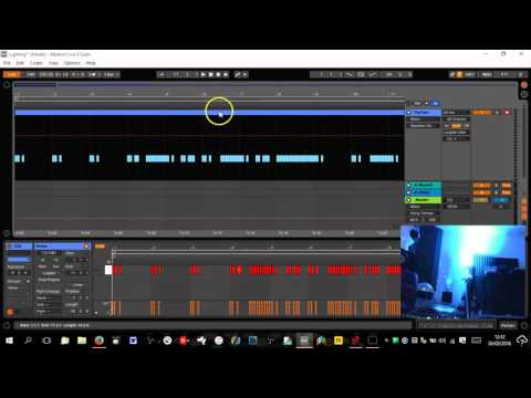 How to control lights with MIDI notes to DMX using Ableton Live & Freestyler DMX
