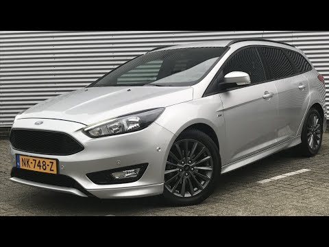 Ford Focus Wagon 10 St Line Naviclimate Control17 Inch
