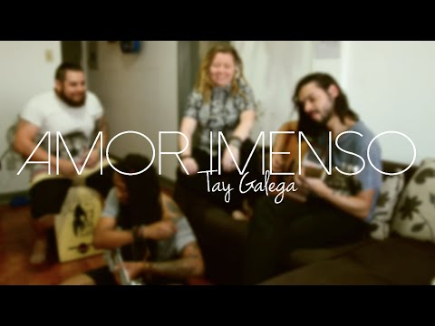 Tay Galega - Amor Imenso (MÚSICA NOVA)