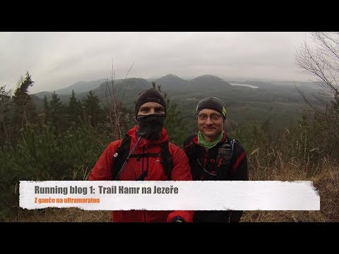 Running blog 1: Trail Hamr na Jezeře