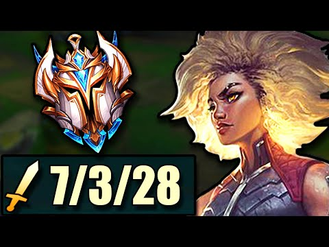This is What the RANK 1 JUNGLER on RELL Looks LIKE! | League of Legends