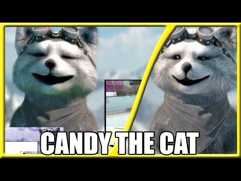 #REACT - (React News) Killy Sparta NES Remix [Ft/ Fluffy From Treta News] (Candy The Cat)