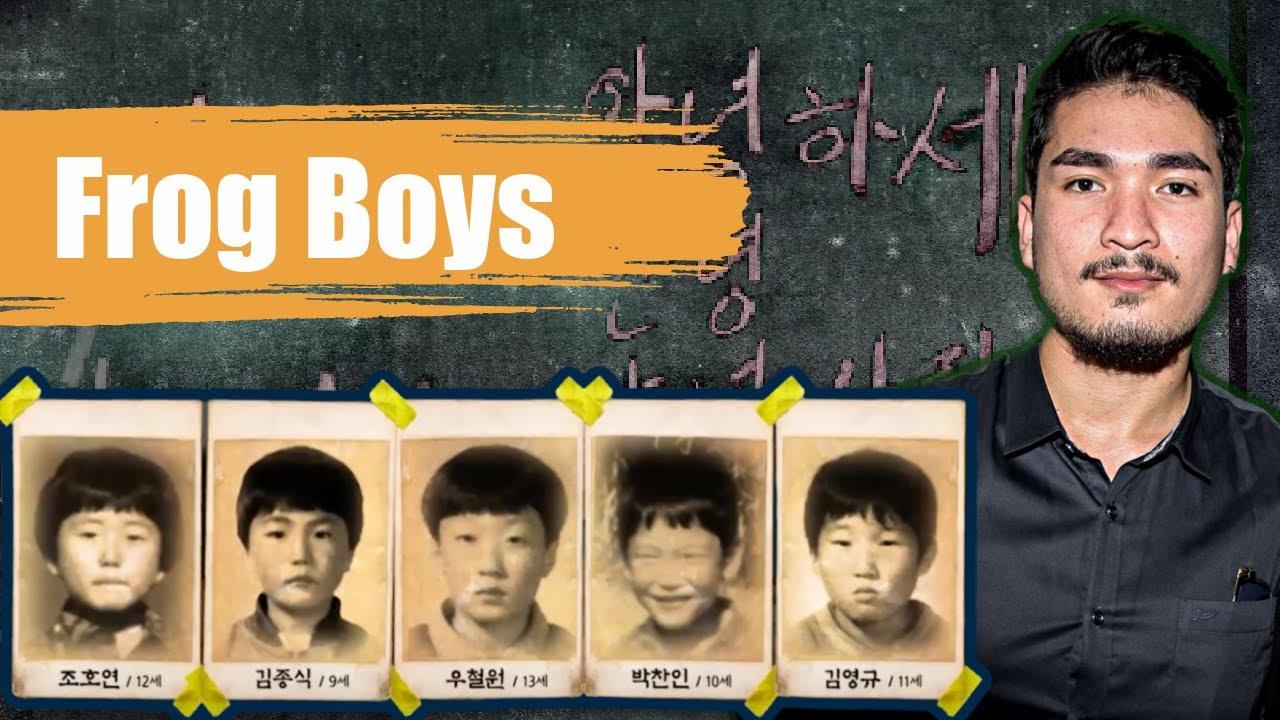FROG BOYS ปริศนา 5 เด็กหาย WHAT HAPPENED EP. 16  | The Common Thread