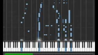 Whispering - Piano roll QRS #1186