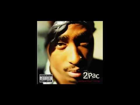 Tupac - Ratha Be Ya N.I.G.G.A (Clean-Version)