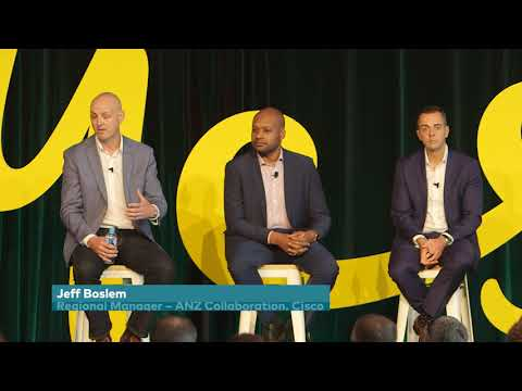 Optus Yes Forum - Mobile Collaboration Session