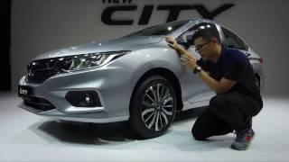 Machi新车介绍:2017 Honda City小改款(1)