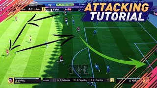 Video FIFA 18 VERY EASY & EFFECTIVE WAY TO SCORE GOALS !!! MOST OP ATTACKING MOVES TUTORIAL download MP3, 3GP, MP4, WEBM, AVI, FLV Juni 2018