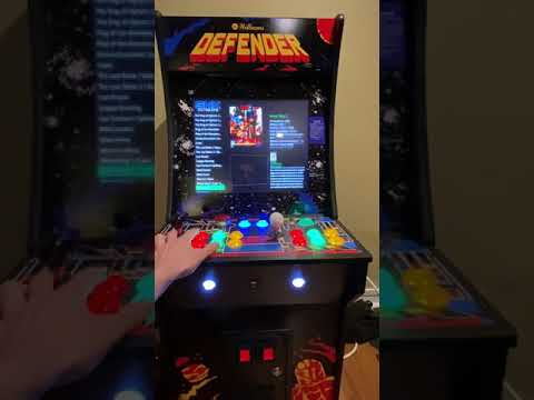Arcade 1up Pc mod with LaunchBox from Jerome Lambert