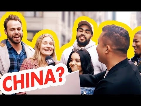 WHAT DO AMERICANS THINK ABOUT CHINA? | Fung Bros