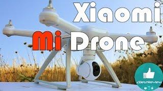 вся Правда о Квадрокоптере. Честный Обзор XIAOMI Mi Drone 1080P WIFI. Part 1