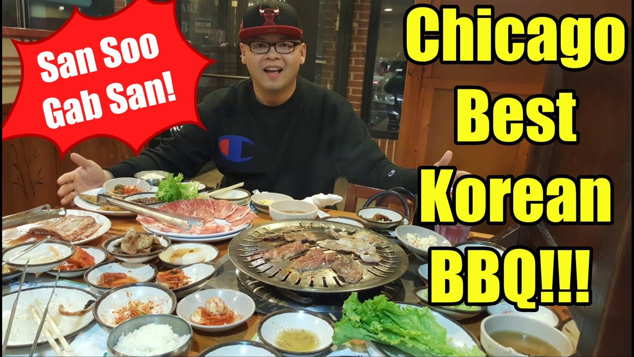 Chicago Best Korean Bbq San Soo Gab San