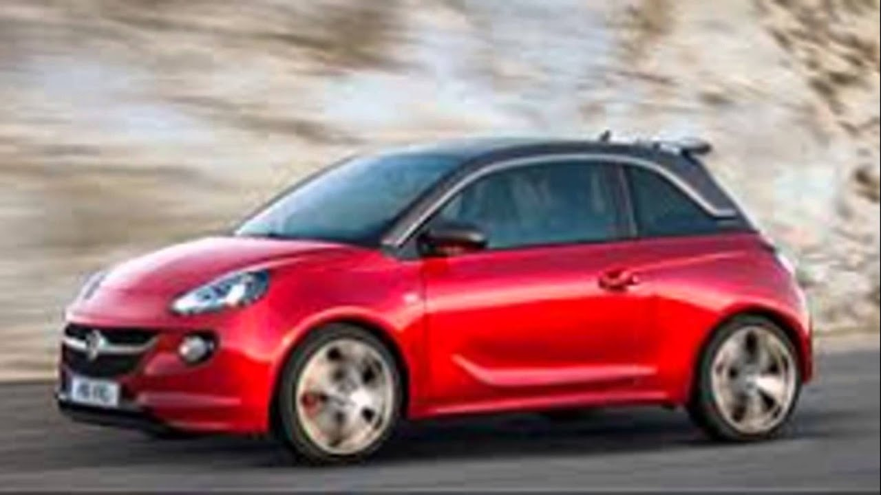 2016 vauxhall adam red n roll youtube. Black Bedroom Furniture Sets. Home Design Ideas