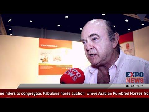 BOTANICA Ireland | Dubai International Horse Fair 2018 | DWTC Dubai | Expo News Dubai