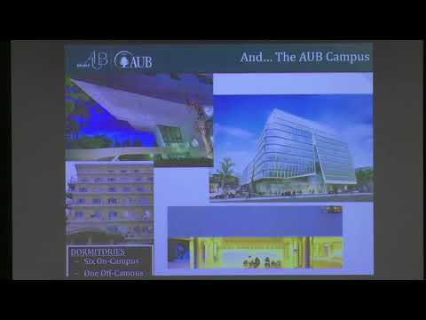 AUB Graduate Studies Open House