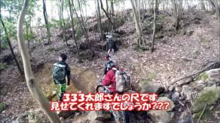 新春 初笑い林道ツー
