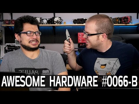 Awesome Hardware #0066-B: Fastest Supercomputer Ever, Juiced 1070/1080 Samples, G2A Sucks