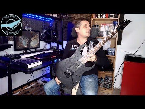 TEST : guitare IBANEZ RG420 EG Bio Armor
