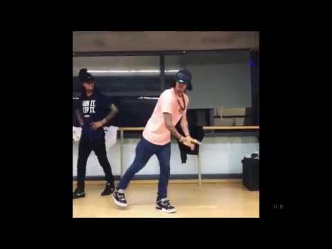 Les Twins Larry Freestyle Ty Dolla $ign - Love U Better ft. Lil Wayne, The-Dream