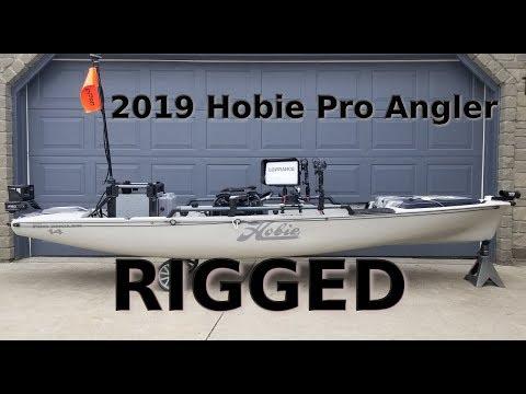 2019 Hobie Pro Angler 14 Rigged
