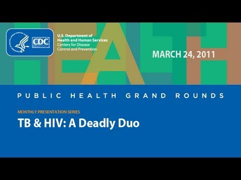 TB & HIV: A Deadly Duo Mp3