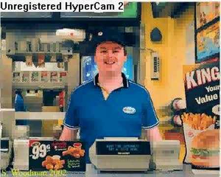 Burger King Christmas Carol Song