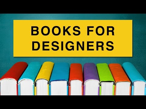 5 Books Every Logo Designer Needs 📚