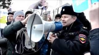 Хроники протеста «Димон ответит» в Чебоксарах: МВД запугивает арестами