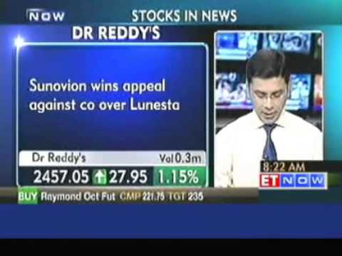 Stocks in news: Jindal Steel, Dr Reddy