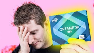 Why Did Intel Even Make This? - Optane 800P SSD