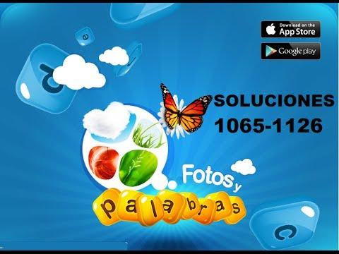 Soluciones juego facebook fotos y palras respuestas 1065-1126