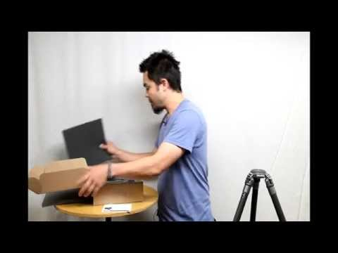 Wimberley Head Version II (WH-200): Unpacking and Set Up