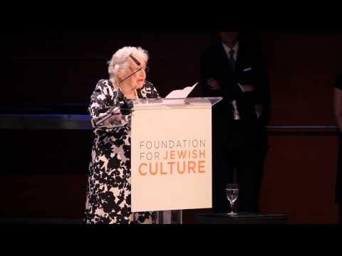 Jewish Cultural Achievement Award Recipient: Deborah Dash Moore