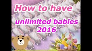 Unlimited babies in 1 home 2016