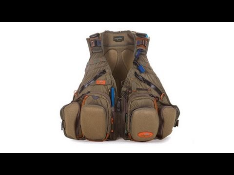 Fishpond Wasatch Fly Fishing Vest Tech Pack