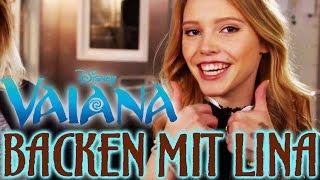 Backen mit Lina: Kokos-Makronen für Vaiana | Disney HD