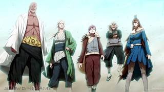 Despacito Naruto (All Names Of Characters)
