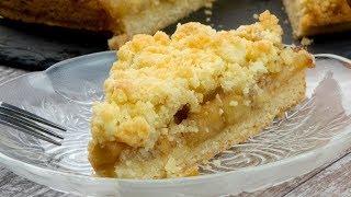 Сбылось! Предлагаем вам самый простой рецепт яблочного пирога! | Appetitno.TV