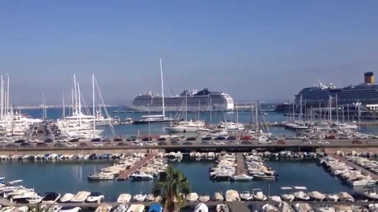 Kreuzfahrthafen palma de mallorca cruiseterminal aida - Muebles baratos palma de mallorca ...