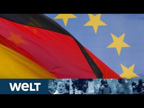 EUROPAWAHL 2019: Hochspannung am Superwahltag in Deutschland und Europa