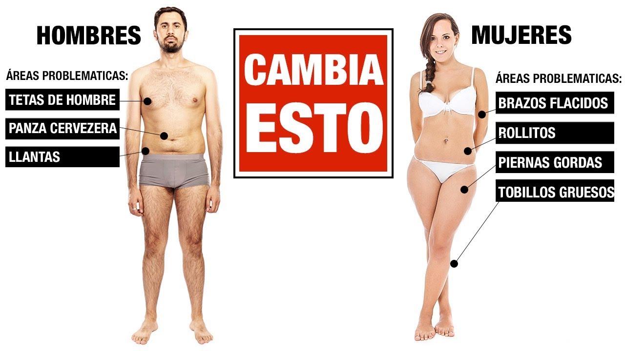 Como perder grasa abdominal hombre