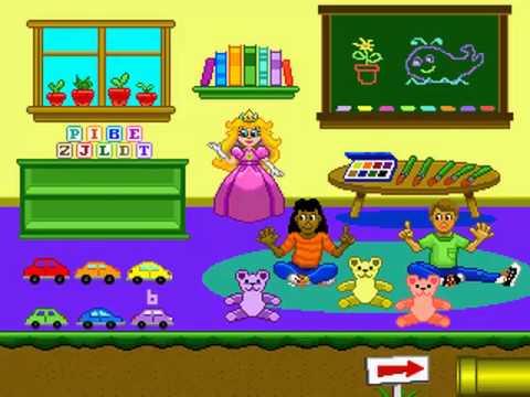 the early years preschool mario s early years preschool gameplay 192