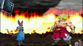 Video Mugen Battles   Bills vs Broly   Dragon Ball Super vs Dragon Ball Z download MP3, 3GP, MP4, WEBM, AVI, FLV November 2018
